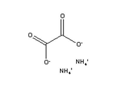 草酸铵试剂